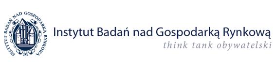 Instytut badań nad gospodarką - logotyp