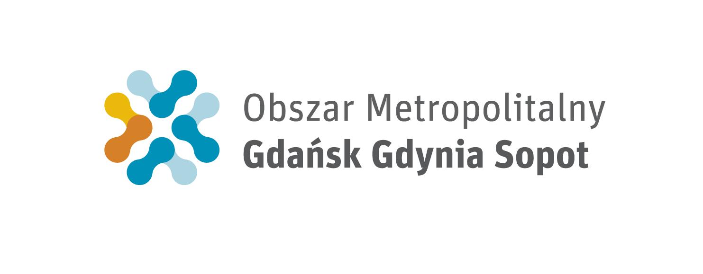 Obszar Metropolitarny Gdańsk Gdynia Sopot logo